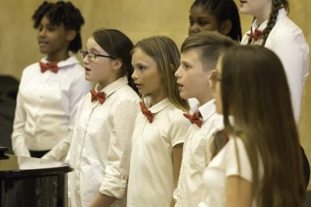 Community Music School Of Springfield Children's Chorus